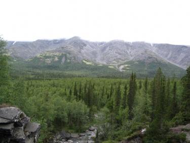 Северный Чорргор  (Хибины 2005)
