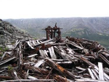 База Анклава (Хибины 2005)