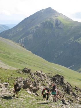 Ожидание  (Кавказ 2008)