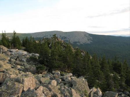 Скалы (Урал 2007)