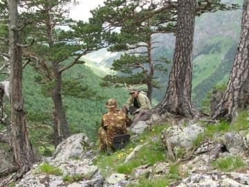 Съемки съемок (Кавказ 2008)