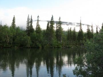 Здесь живут облака (Ловозерье 2009)