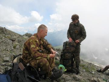 Рыцарь и Злой (Кавказ 2008)