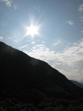 Солнышко лучистое улыбнулось весело (Ловозерье 2009)
