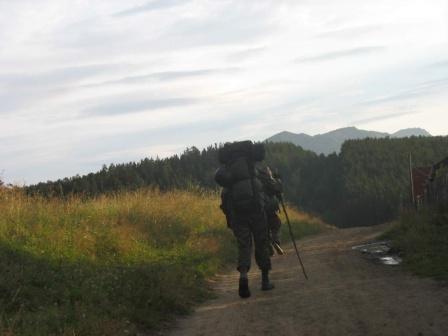 На Таганай (Урал 2007)