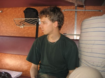 Рыцарь из плацкарта (Кавказ 2008)