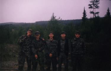 Мужелоси (Карелия 2002)