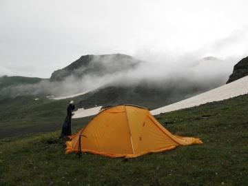 Оберон в горах  (Кавказ 2008)