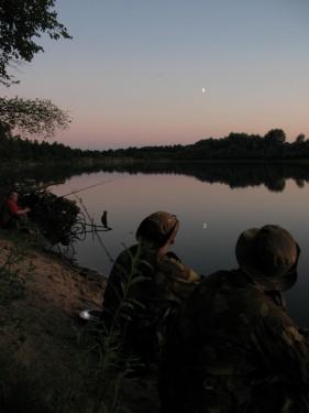 Вечерняя рыбалка (Лух 2010)