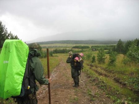 На Тюлюк (Урал 2007)