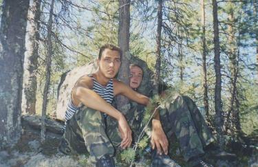 Фед и Али (Сегежа-Пенинга 2002)