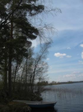 Лодочка (Вуокса 2008)