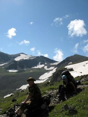 Отдыхаем (Кавказ 2008)