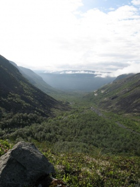 Долина (Ловозерье 2009)