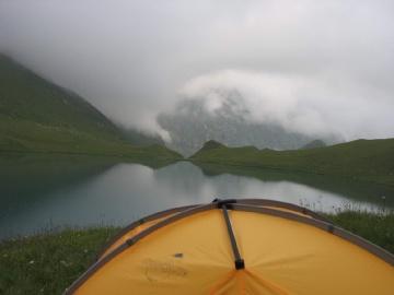 Озеро Кяфар (Кавказ 2008)