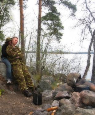 Злой и Надя (Вуокса 2008)