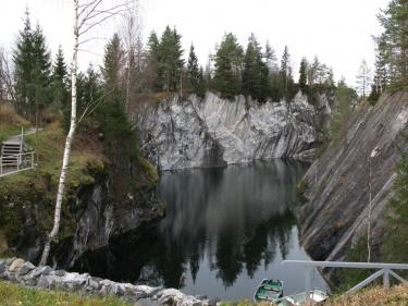 Каньон (Рускеала 2007)