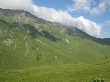 Горное (Кавказ 2008)