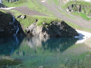 Озерцо (Кавказ 2008)