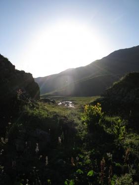 Рассвет (Кавказ 2008)