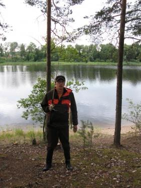 Рыбак Торин (Ладога 2011)