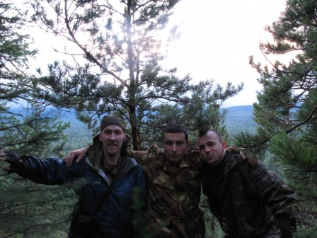 Лоси-скалолазы (Урал 2007)