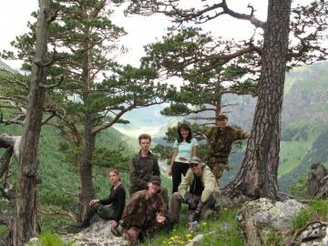 Групповое. Шестеро смелых! (Кавказ 2008)