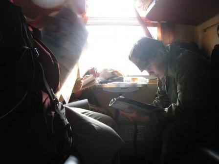Поезд (Урал 2007)