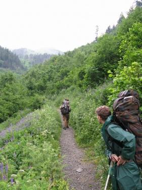 Я достаю из широких штанин  (Кавказ 2008)