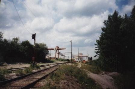 Дорога на карьер  (Карельский 2001)
