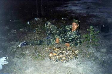 Али гриболов (Сегежа-Пенинга 2002)