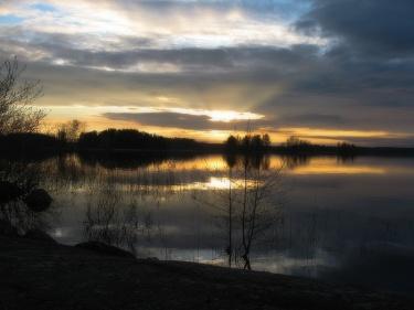 Вечер (Вуокса 2008)