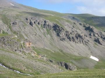 Пейзаж (Кавказ 2008)