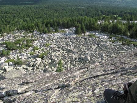Камни (Урал 2007)