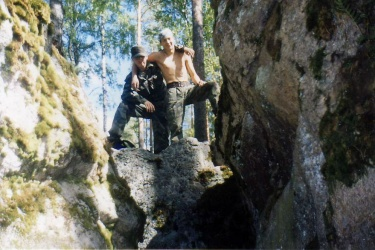 Злой и Торин (Кузнечное 2001)