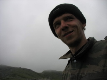 Бомж какой-то (Кавказ 2008)