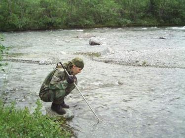 Рыбалка (Хибины 2005)
