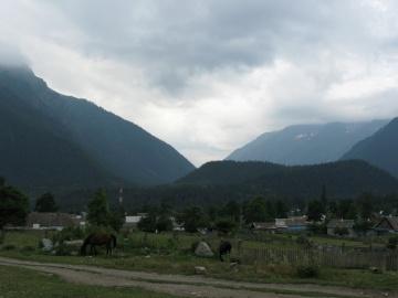 Архыз  (Кавказ 2008)