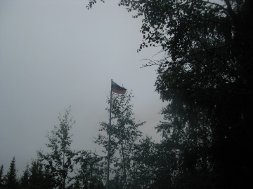 Эх наше черное знамя....(с) (Ловозерье 2009)