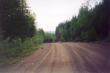 Дороги Карелии (Карелия 2003)