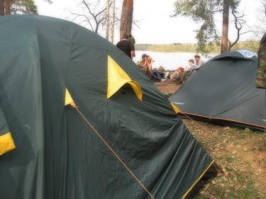 Лагерь (Вуокса 2008)