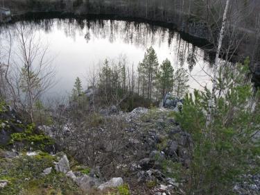 Озеро (Рускеала 2007)