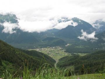 Панорама Архыза  (Кавказ 2008)