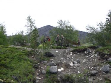 Лагерь (Хибины 2005)