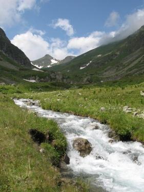 Речное (Кавказ 2008)