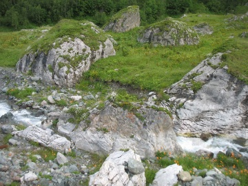 Сад Камней (Кавказ 2008)