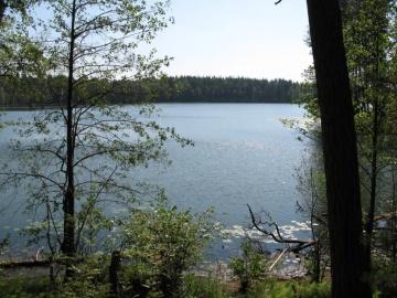 Озеро Кшара (Лух 2010)