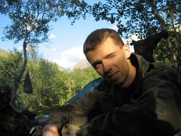 Рыцарь (Хибины 2006)