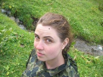 Оно ее сожрет!!! (Кавказ 2008)