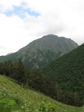 Горы (Кавказ 2008)